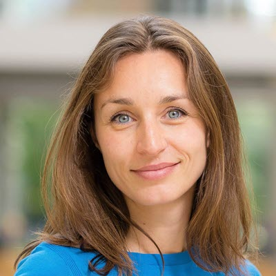 Photograph of Dr. Carolina Tropini